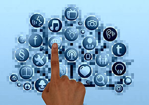Internet services from ITTS
